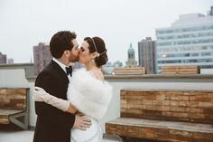 Studio 29 – Milwaukee Athletic Club Rooftop. See more of 2015's Epic Milwaukee Wedding Photos here: http://www.marriedinmilwaukee.com/epic-photos-2015