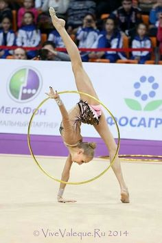 Yana Kudryavtseva (Russia) /Grand Prix 2014 /Moscow /Russia...