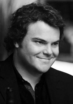 Jack Black, Great actor.... He's here, well, because he looks good here.