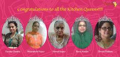The Kitchen Queens of March 2014!