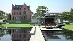 Pavilion by Jacques van Haren