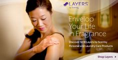 Amazing lotions in the new Layers collection!  kyliezoglio.scentsy.net