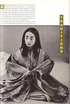 juni-hitoe kimono | Lady: Imperial Court