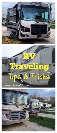 RV travel tips for beginners!  I can tell you everything NOT to do!  I took a trip from Indiana all the way to Utah in this Forest River FR3 25 ft RV.  LOL!