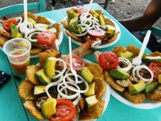 Beautiful and tasty plate of Haitian food