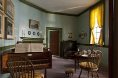 The Mansion Room by Room · George Washington's Mount Vernon