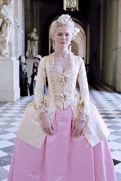 Kirsten Dunst as Marie Antoinette {2006} #MarieAntoinette
