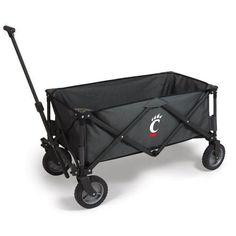 University of Cincinnati Adventure Portable Utility Wagon w/Digital Print