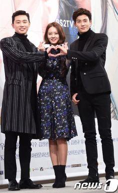 Joon Hyung, Hyung Sik, Young Fashion, Pop Fashion, Asian Actors, Korean Actors, Go Ara, Park Hyung Shik, Park Seo Joon