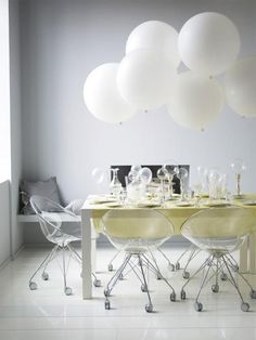 1000 images about transparent on pinterest lucite chairs glass tables and ghost chairs. Black Bedroom Furniture Sets. Home Design Ideas