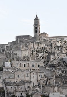 A magical stay at Le Grotte della Civita in Matera | These Four Walls blog