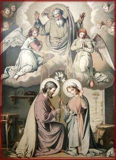 Desposorios de la Virgen María y san José.Thoughts of a Tumbling Catholic