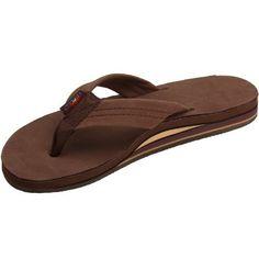 3c1081a0c9 Rainbow Sandals Mens Double Layer Premier Leather Rainbow. $33.99 Womens  Flip Flops, Leather Sandals
