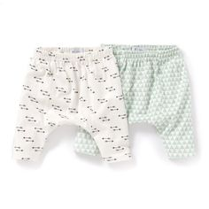Pack of 2 Cotton Joggers, Birth - 2 Years R baby | La Redoute Mobile