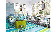 Bright Pops of Color for Summer - Rhoda Vickers