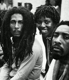 Bob and Ijahman Levi 1976