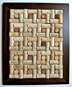 Best Wine Cork Ideas For Home Decorations 77077 – GooDSGN #winecorks