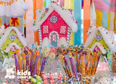 Candyland Cumpleaños Birthday Party