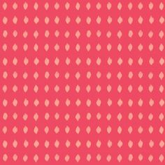 Painted Ikat in Coral (Katy Tanis - Garden Party)