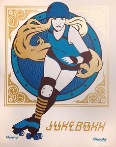 Juke Boxx print www.skate-ink.com