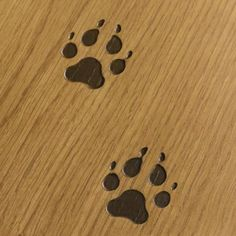 DESIGN - Traks Planks - Wolf's footprints. Tracce di listoni impronte di lupo. #cadorin engineered wood flooring