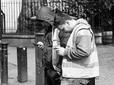 death-of-conversation-smartphone-obsession-photography-babycakes-romero-10 demilked.com, Babycakes Romero