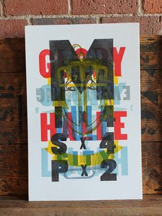 Make Good No. 16 | Southern Letterpress Print - Old Try - ´X°