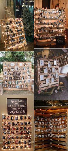24 idées de mariage de bricolage avec des palettes pour économiser un budget , #bricolage #budget #economiser #idees #mariage #palettes