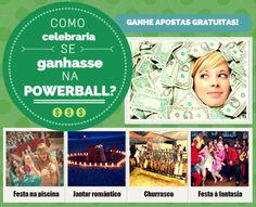 Ganhe apostas gratuitas da #loteria #Powerball dos EUA! Válido até 25/09/2014  https://www.facebook.com/Megasenaonline/photos/a.104832689596566.10588.104829716263530/706146712798491/?type=1&theater