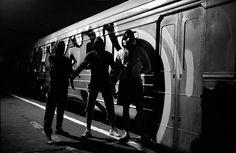 Graffiti Photography by Latvian photographer Alex Partola.