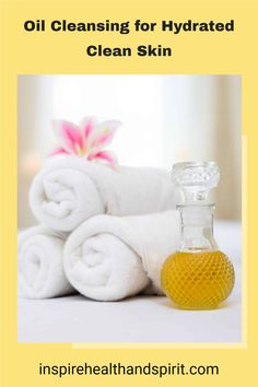 A clean face doesn't mean you have to use chemical heavy skincare products. Try this easy oil cleansing method to have healthy and hydrated skin. #skincare#naturalbeauty#diybeauty#cleanbeauty#healthandwellness#holistinchealth#naturalskincare#facewash Pms Remedies, Health Remedies, Holistic Wellness, Holistic Healing, Clean Beauty, Diy Beauty, Women's Health, Health Tips, Spirit Website