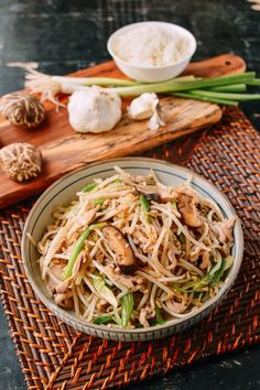 Chicken and Bean Sprouts seems like an obscure Chinese dish, but this is a great, refreshing, and easy-to-make stir fry. The bean sprouts are crunchy, delicious, and perfect for a light and healthy weekday dinner. All you have to do is slice and marinate the chicken, wash and drain the mung bean sprouts, stir fry …