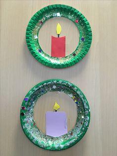 Preschool Christmas Crafts, Christmas Art Projects, Preschool Arts And Crafts, Christmas Crafts For Kids To Make, Christmas Card Crafts, Fun Crafts For Kids, Christmas Activities, Kids Christmas, Holiday Crafts
