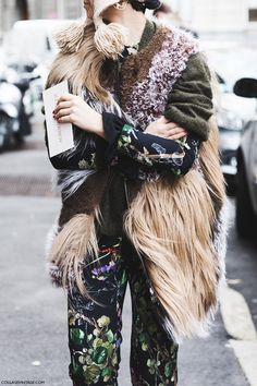 Milan_Fashion_Week-Fall_Winter_2015-Street_Style-MFW-Eva_Geraldine-Layers-