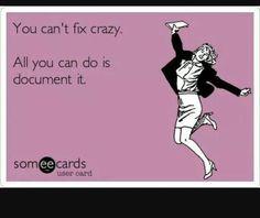 Hahaha true. Therapist humor.