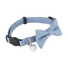 Cat Collar - Denim