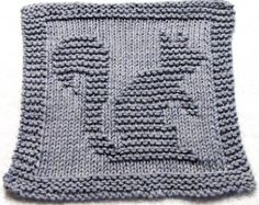 Knitting Cloth Pattern CLIPPER SHIP PDF by ezcareknits on Etsy