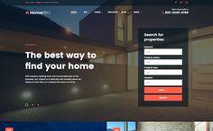 WordPress Theme: HomePRO Real Estate