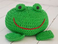 25 Beste Afbeeldingen Van Poef Haken Crochet Patterns Trapillo En