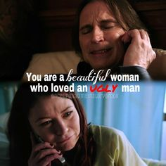 Belle and Rumplestiltskin...I cried the ugly cry during this scene.