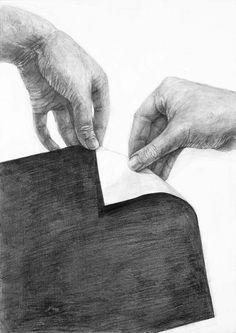 多摩美術大学グラフィックデザイン学科 Pencil Drawings, Art Drawings, Basic Drawing, Adult Coloring, Still Life, How To Draw Hands, Sketches, Carousels, Black And White