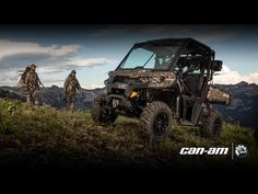 Can-Am 2016 Defender - In Depth - YouTube