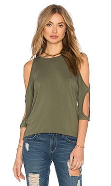 Bailey 44 Mahale Top in Olive