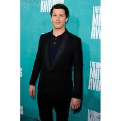 Andy Samberg photographed on the red carpet at the 2012 MTV Movie Awards in Los Angeles. 2012 Movie, Movie Tv, My People, Funny People, Andy Samberg Snl, Comedy Events, Mtv Movie Awards, Brooklyn Nine Nine, People Laughing