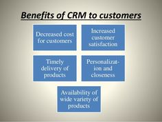 Why CRM Is Important for your Business !!! Read More.. #CRM #CRMSolutions