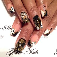 text or call 347-244-4257. For appointment go to www.styleseat.com/glitter_nails_by_kathy or follow link on bio $15 deposit required.  #instanails #nailart #fashion #style #nyc #cutenails #beauty #beautiful #instagood #prettynails #girl #girls #stylish #sparkles #styles #glitternails #brooklyn #art #newyork #photooftheday #gel #naillove #nailtech #nails #nailporn #love #shiny #polish #nailpolish #nailswag