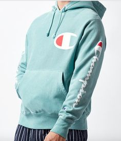 8ebc0e7e9c5 Crank up your laidback style with help from the Champion Pigment Dye Pullover  Hoodie. This elevated take on a classic hoodie has a kangaroo pocket