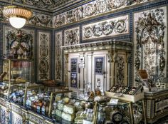 The most beautiful dairy shop in the world by pingallery on deviantART