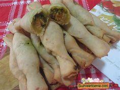 Caramelle di ricotta rape rosse salmone e zucchine - Gustose ricette di cucina