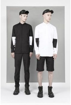 Neil Barrett Spring/Summer 2012 Pre-Collection